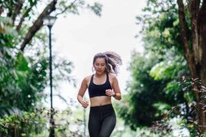 Outdoor Stair Workout Ideas