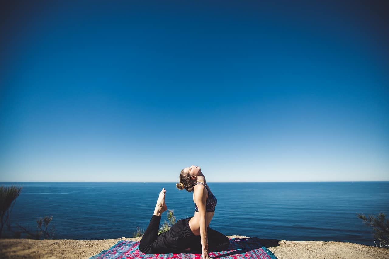 benefits of yoga in difficult times